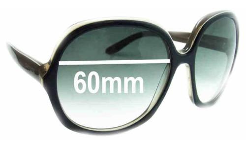 Carrera Hippy 1 New Sunglass Lenses - 60mm wide