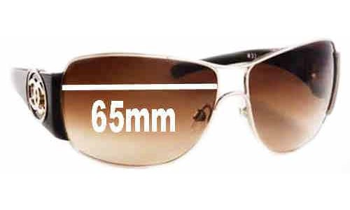 Chanel 4143 Replacement Sunglass Lenses - 65mm wide