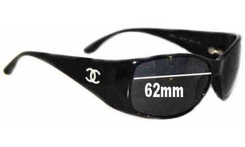 Chanel 5087H New Sunglass Lenses - 62mm wide