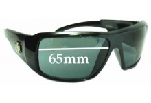 Chopper 240 Replacement Sunglass Lenses - 65MM Wide