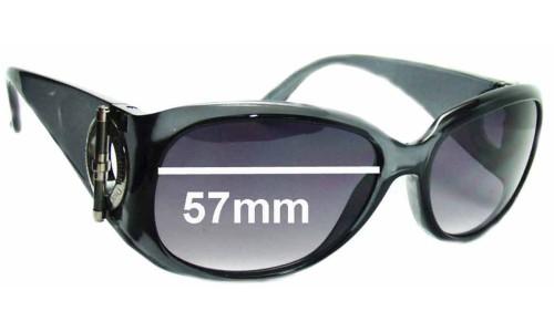 Christian Dior Design 2 New Sunglass Lenses - 57mm Wide