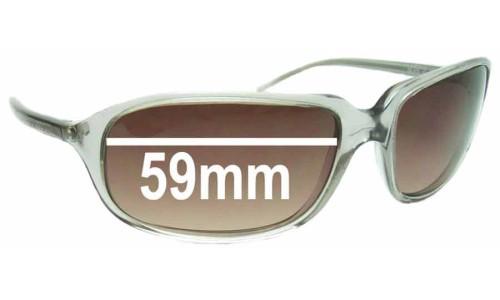 Dolce & Gabbana DG477S Replacement Sunglass Lenses - 59mm wide