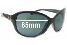 Sunglass Fix New Replacement Lenses for Dolce & Gabbana DG8053 - 65mm Wide