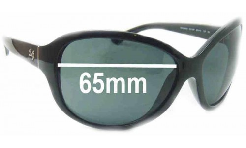 Sunglass Fix Replacement Lenses for Dolce & Gabbana DG8053 - 65mm wide