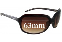 Sunglass Fix New Replacement Lenses for Dolce & Gabbana DG8071 - 63mm Wide
