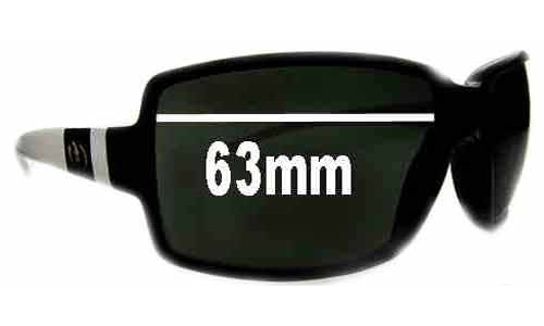 Electric Vol Replacement Sunglass Lenses - 63MM