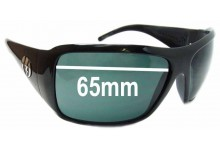 Sunglass Fix New Replacement Lenses for Electric Crossover 2011 and Newer - 65mm Wide
