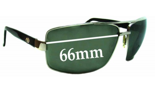 Electric Ohm Replacement Sunglass Lenses - 66mm wide
