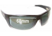 Electric Tech XL Replacement Sunglass Lenses - 68mm Wide