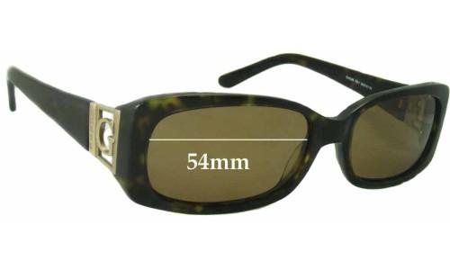 Guess GU6530 New Sunglass Lenses - 54mm Wide