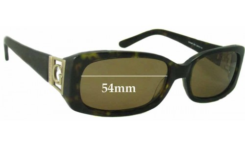 Guess GU6530 Replacement Sunglass Lenses - 54mm Wide