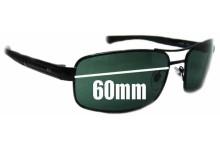 Killer Loop KL3205 Replacement Sunglass Lenses - 60mm wide