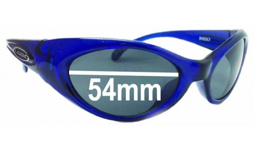 Legend Snedly Replacement Sunglass Lenses - 54mm Wide