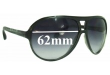 MARC BY MARC JACOBS MMJ 135/S Replacement Sunglass Lenses - 62mm Wide
