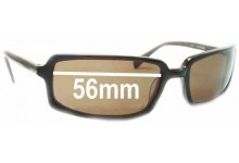 Morrissey Martini Replacement Sunglass Lenses - 56mm Wide