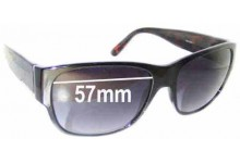 Morrissey Outsiders Replacement Sunglass Lenses - 57mm wide