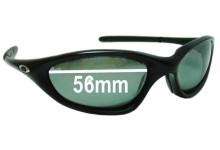 Oakley Twenty XX Replacement Sunglass Lenses - 56-57mm wide