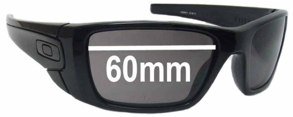 dd9dae737c5 Oakley Fuel Cell Replacement Sunglass Lenses - 60MM