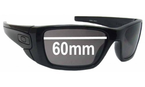 Oakley Fuel Cell Replacement Sunglass Lenses - 60MM