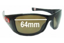 Oakley Hijinx Ducati Replacement Sunglass Lenses
