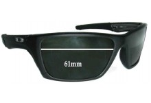 Oakley Jury Replacement Sunglass Lenses - 61mm wide