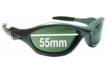 Oakley Unknown Replacement Sunglass Lenses - 55mm Wide