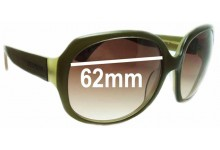 Oroton Hideaway Replacement Sunglass Lenses - 62mm Wide