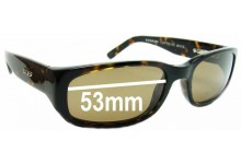 Otis Sushimi Replacement Sunglass Lenses - 53mm wide