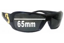 Polo 4039 Replacement Sunglass Lenses 63mm - 65mm Wide
