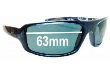 Quiksilver Sultan Replacement Sunglass Lenses - 63mm Wide
