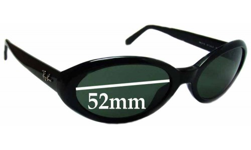 Ray Ban Rituals RB2110 Replacement Sunglass Lenses - 52mm Wide