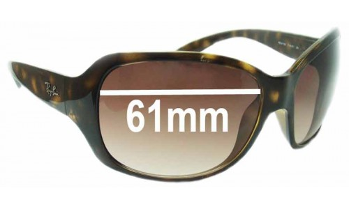 8255b67cbf Ray Ban Rb4118 Replacement Lenses
