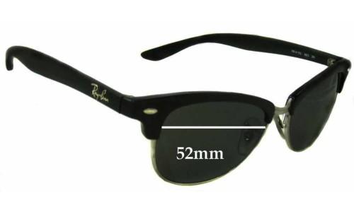 Ray Ban RB4132 Wayfarer New Sunglass Lenses - 52mm wide