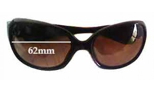 Ray Ban - RB9022 Replacement Sunglass Lenses - 62mm Wide