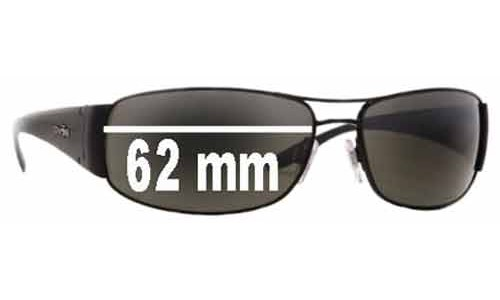 Revo 3071 New Sunglass Lenses - 62mm wide