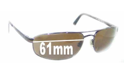 Revo 3014 Replacement Sunglass Lenses - 61MM Wide