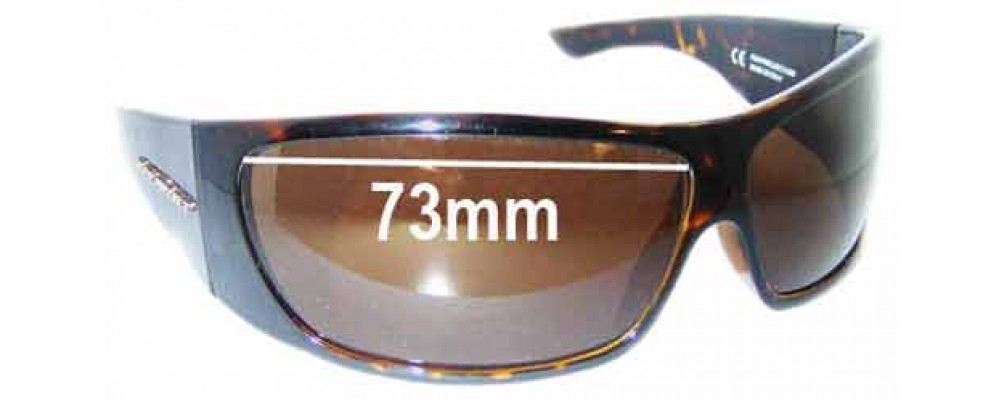 2402f2212f7 Rudy Project KAOS Replacement Sunglass Lenses - 73mm wide
