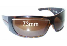 Rudy Project KAOS Replacement Sunglass Lenses - 73mm wide