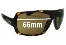 Sabre Delirium Replacement Sunglass Lenses - 66mm wide