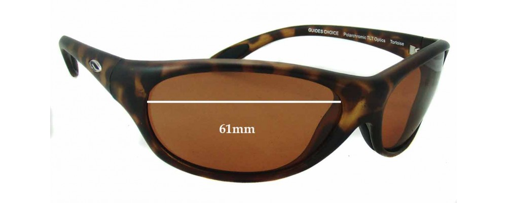 79fa237bd5 Smith Guides Choice Replacement Lenses 61mm by The Sunglass Fix®