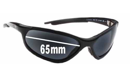 Smith Mainline Replacement Sunglass Lenses 65mm wide