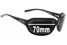 Smith Talent Replacement Sunglass Lenses - 70mm Wide