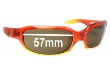 Spy Optics Astro Replacement Sunglass Lenses - 57mm Wide