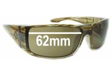 Spy Optics Cooper XL Replacement Sunglass Lenses - 62mm Wide