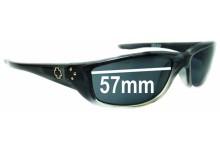 Spy Optics Curtis Replacement Sunglass Lenses - 57mm Wide