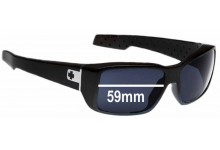 Spy Optics MC2 Replacement Sunglass Lenses - 59mm Wide