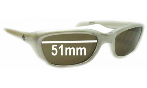 Spy Optics Viktor New Sunglass Lenses - 51mm Wide