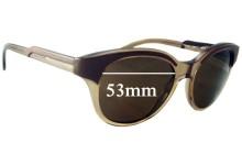 Stella McCartney SM4030 Replacement Sunglass Lenses - 53mm wide