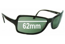 Vogue VO2322-S Replacement Sunglass Lenses - 62mm wide