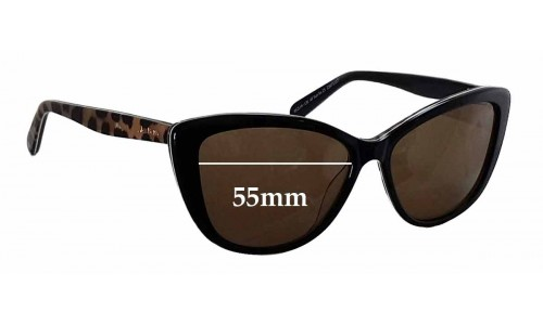 Alex Perry AP SunRx 23 Replacement Sunglass Lenses - 55mm wide